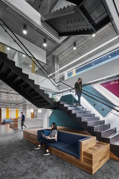 Cisco Meraki Office in San Francisco / Studio O+A