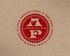 Upper Clutha A&P Assoc. by BigAl67 #logo