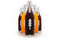 Kota Kobayashi, Designer | 小林耕太, デザイナー || #beer #pine #label #bottle