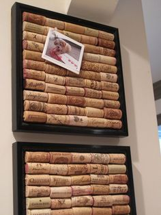 Recycle corks #DIY