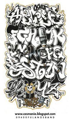 Señor Flequillo Get Inspire #graffiti #skills #street