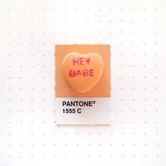 Tiny PMS Match | PICDIT #design #orange #color #pantone #art #colour