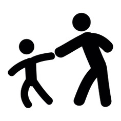 See more icon inspiration related to walk, parents, family, children, Holding Hands, kid and gestures on Flaticon.