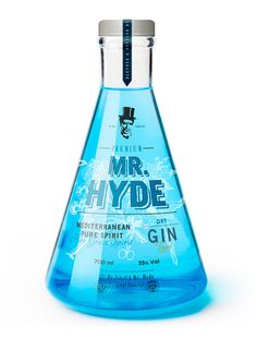 Eduardo del Fraile #design #packaging #bottle #gin