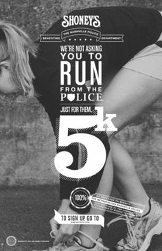 GORG #run #white #photo #print #black #poster #and