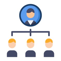 See more icon inspiration related to organization, order, team, group, diagram, organized, hierarchical structure, collaboration, hierarchy, working, networking, interface and business on Flaticon.