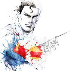 DC COMICS – Superman #dc #illustration #comics #drawing #superman