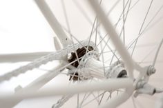 White Out #components #white #bike