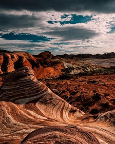 Dramatic Nature Landscape Photography by Ross Kyker