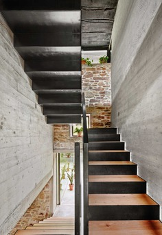 staircase / Jordi Hidalgo Tané Arquitectura