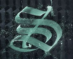 Calligraffiti by Niels Shoe Meulman 6 #calligraphy #text #graffiti #calligraffiti #art #street #typography
