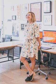 Letterer and Type Designer Jessica Hische