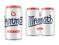 lovely-package-mammoth-beer-1 #beer #cans #mammoth #craft