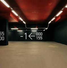 Wayfinding | Signage | Sign | Design | MFC OKO 导视设计