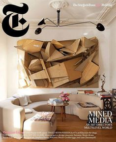 New York Times Style Mag (US) #times #design #cover #layout #magazine