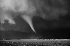 Spectacular Black and White Storm Photography by Mitch Dobrowner