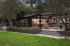 Mid-Century Modern House