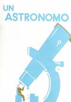 Blexbolex, Illustrator. Good. | Allan Peters #illustration #telescope