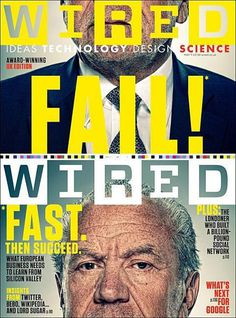 WIRED #cover #editorial #magazine