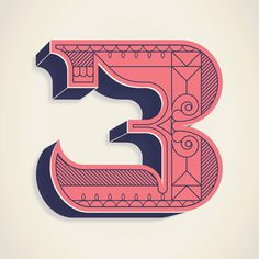 Alex Perez Typefight #three #type