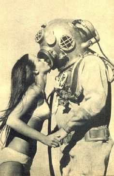 1 en Flickr: ¡Intercambio de fotos! #kiss #diver