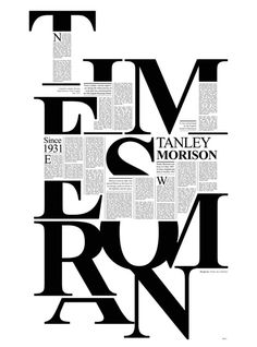 Times New Roman on Behance #design #typography