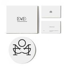 Personal Branding Identity - Marco Oggian #id #type #monogram