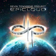 Epicloud album cover #album #townsend #cover #record #art #epicloud #devin