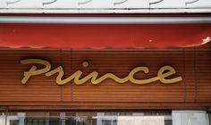 All sizes | Modas Prince | Flickr - Photo Sharing! #signage #typography