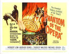 Cool Mo Dee: The Phantom of the Opera Movie Posters