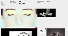 WPortfolio - Minimal Portfolio Theme for WordPress #portfolio #design #based #website #grid #photography #minimal #art #wordpress