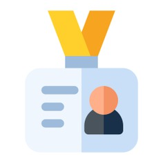 See more icon inspiration related to pass, card, press card, press pass, journalist, press, entry, communications and networking on Flaticon.