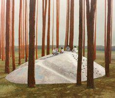 Alex Roulette | PICDIT #painting #design #colour #art