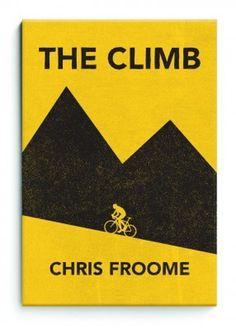 Redesign of The Climb by Chris Froome.