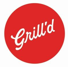 FFFFOUND! | QBN - Fast Food Branding #grilled #fast food logos
