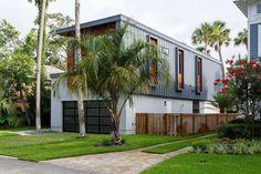 Contemporary Industrial Home in Atlantic Beach, Florida 1