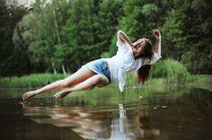 Catch your dreams by Mariya Bulankina #inspiration #photography #levitation