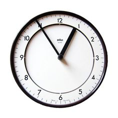 braun clock ABW 41