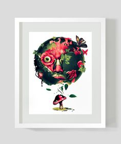 "ART PRINT / MEDIUM (17"" X 22"") #design"