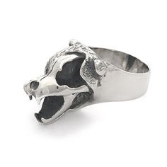 Bear Ring | Captve Jewellery