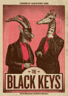 Black Keys #illustration