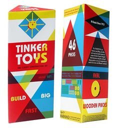 FFFFOUND! | Tinker Toys : kelly@kellyabeln.com #box #toys #tinker #package