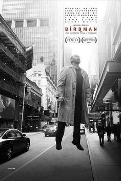 Birdman #mark #iã±ã¡rritu #movie #alejandro #w #carroll #poster #gonzã¡lez #birdman
