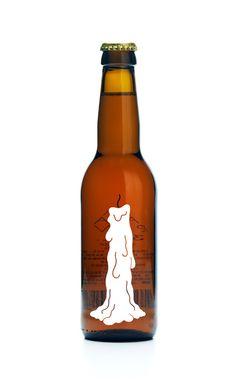 Mazarin Omnipollo #beer #bottle #packaging #design #glas #package