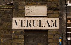 UK | TypoTrip - typography on the road #type