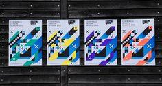 Cornwall Design Season | Branding | A-Side #poster #generative #identity #branding