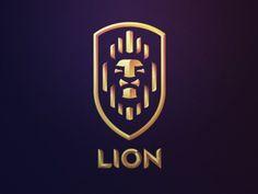 Lion Crest #logo #lion #crest