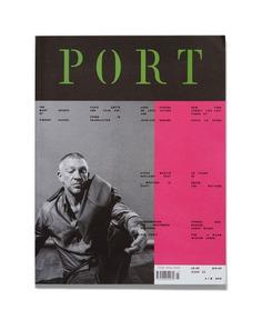 Port magazine.