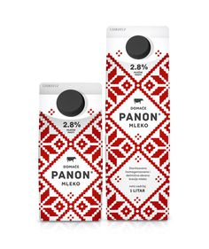 Panon #packaging #pattern #package #carton