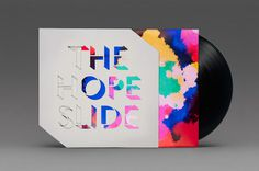 the hope slide 003 #type #cover #record cover #record #vinyl